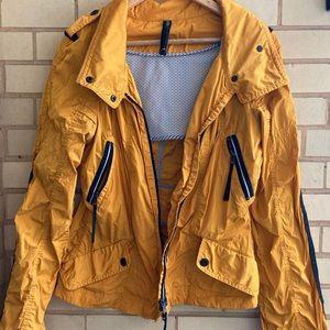 MarcCain, Orange jacket, Size 8
